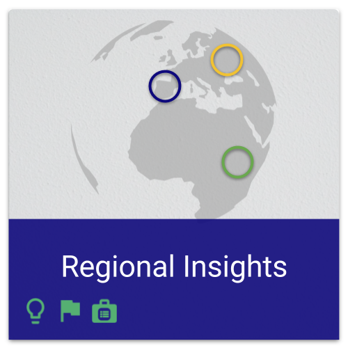 Where Are Your Prospect's Customers?   Use regional traffic to your prospect as an insight.