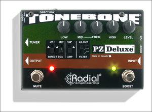 Radial Tonebone PZ Deluxe