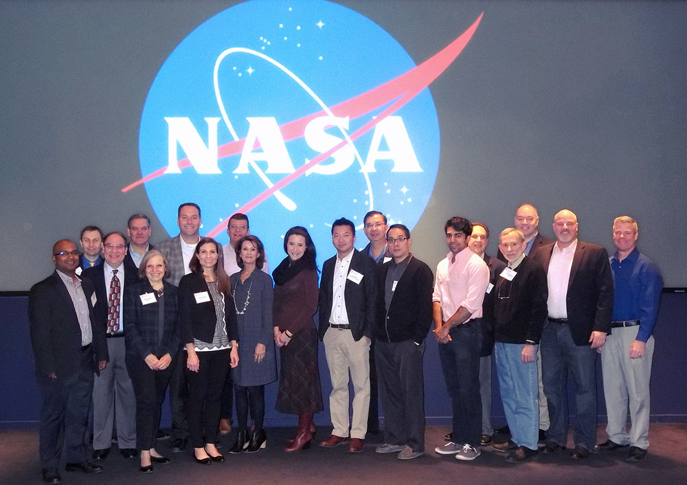 Finalists representing the top ten innovations for NASA's iTech Cycle 1 presented their ideas to NASA, space industry and business leaders during the iTech Forum, held Dec. 5-8, 2016 at NASA Headquarters.