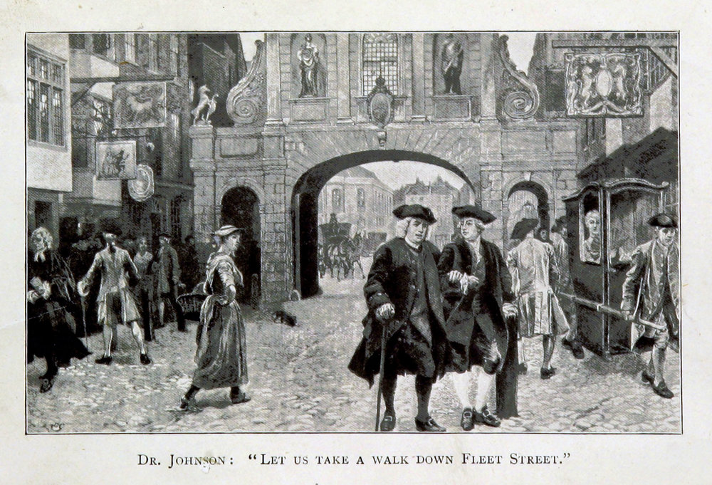 Image taken from 'Old London Taverns. Historical, descriptive and reminiscent. With some account of the coffee houses, clubs, etc', 1899.