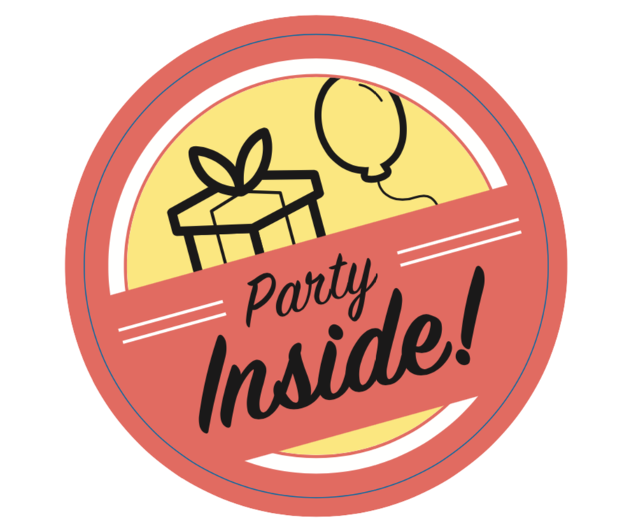 request a custom party in a box