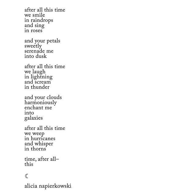 ☾ © 2017 alicia napierkowski . . . #poetry #poetsofinstagram #poetrycommunity #writersofinstagram #womenwhowrite #writers #stardust #winter2017 #bookstagram #amwriting #instagood #poet #poem #writer @poets