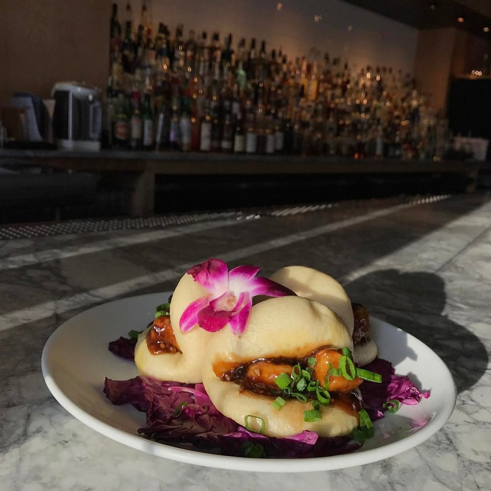 Steamed buns at Mercury. (Photo courtesy of Mercury)