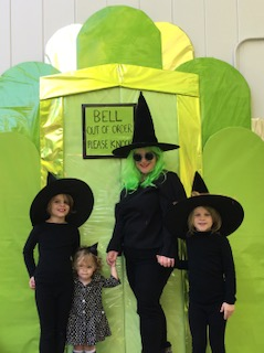 My witches and me.