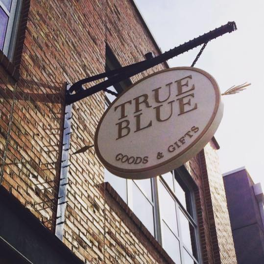 True Blue sign.jpg