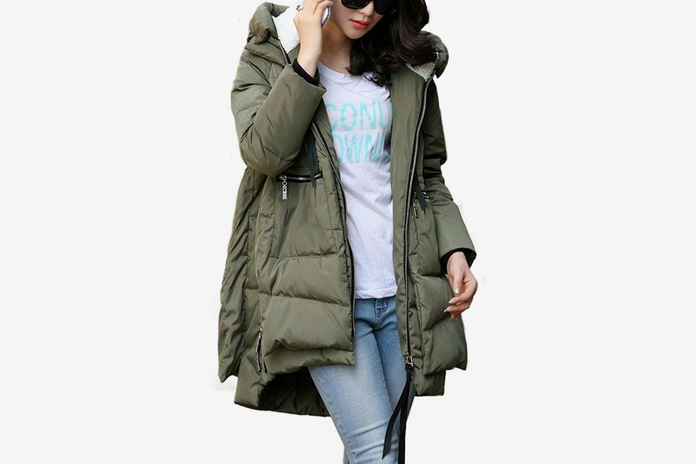 Much as I hate to think about winter in July, this  Orolay down jacket  has been on my mind since I first saw it  last spring . Everyone says it's super-warm, totally evokes Balenciaga and clocks in at under $100.