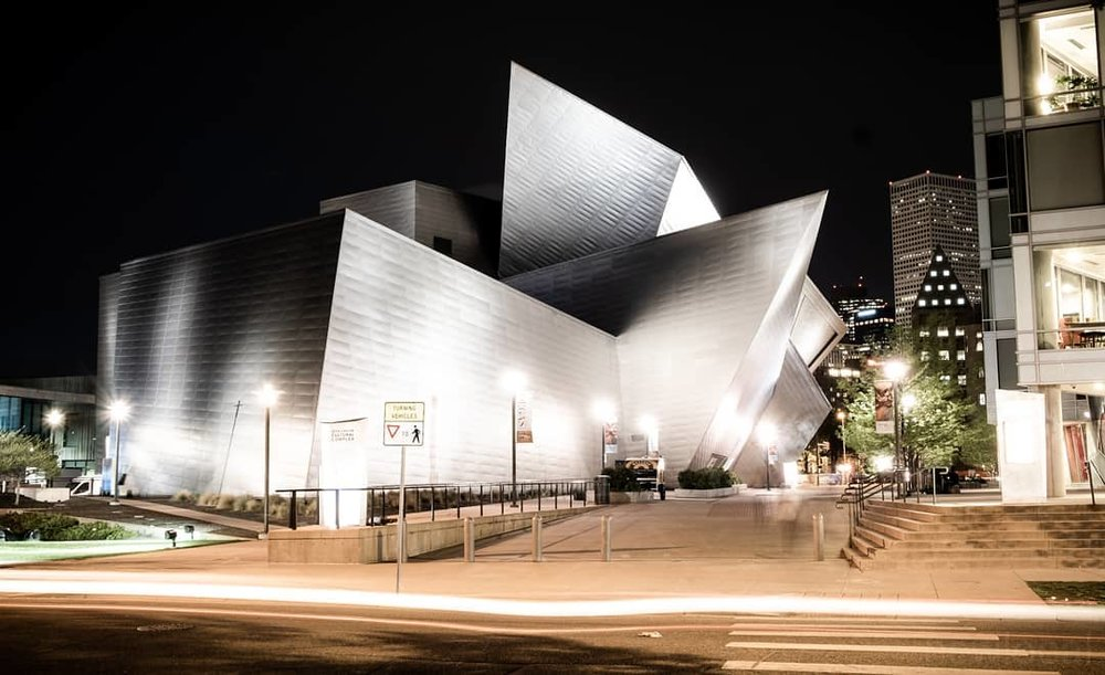Old-world European charm comes to modern Downtown Denver with Dior: From Paris to the World at Denver Art Museum. (photo courtesy of DAM)