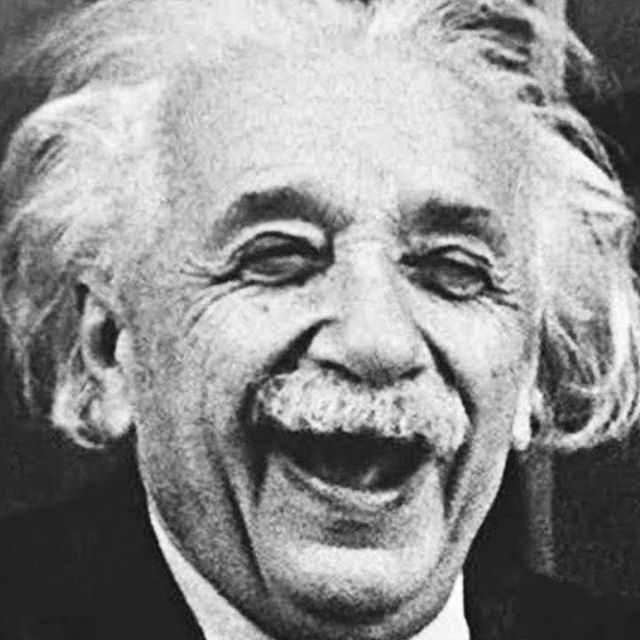 """If A is a success in life, then A equals X plus Y plus Z. Work is X; Y is play, and Z is keeping your mouth shut."" -@alberteinstein"