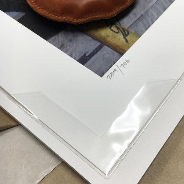 Conservation Framing — Modern Mitre