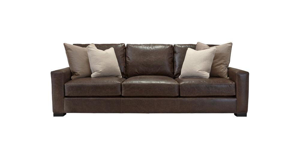 Jeffrie Sofa leather