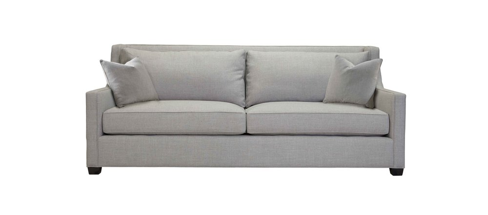 Seneca Sofa 84w x 42d x 38h 90w x 42d x 38h chair available