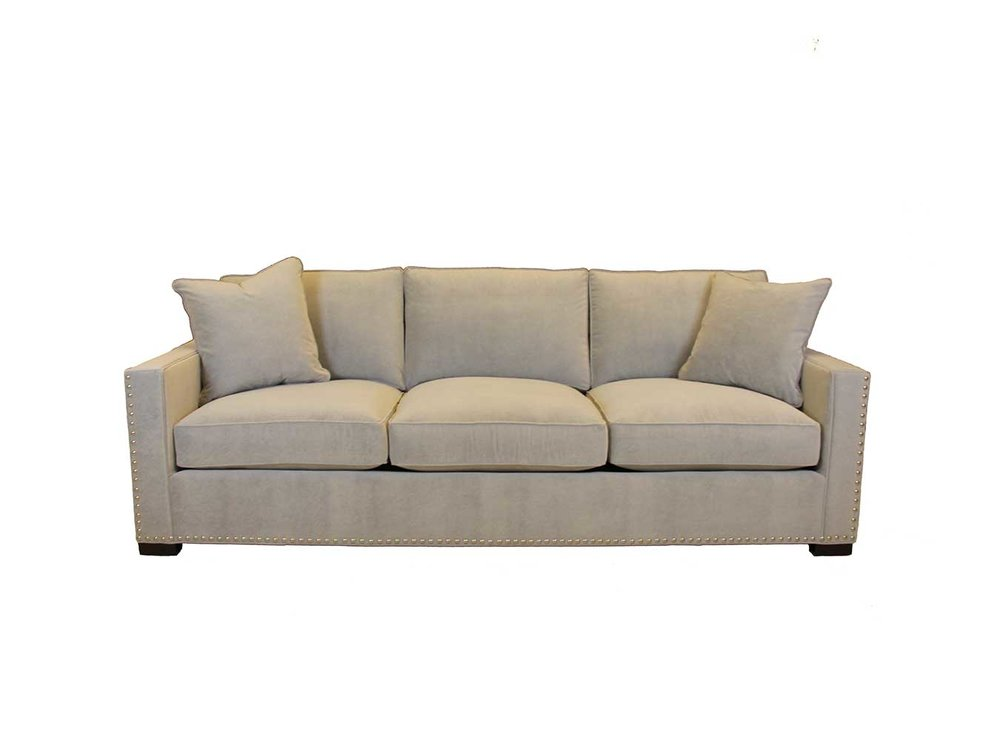 Jeffrie Sofa 65w x 38.5d x 33.5h 93w x 38.5d x 33.5h chair available