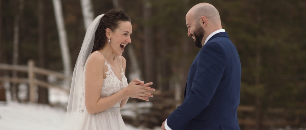 new hampshire mountain wedding