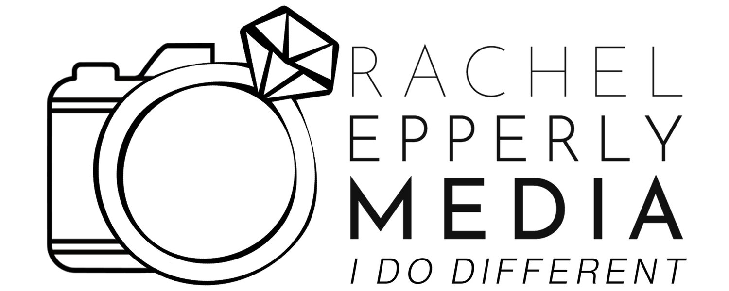 Alternative Wedding Videography and Photography: Rachel Epperly Media