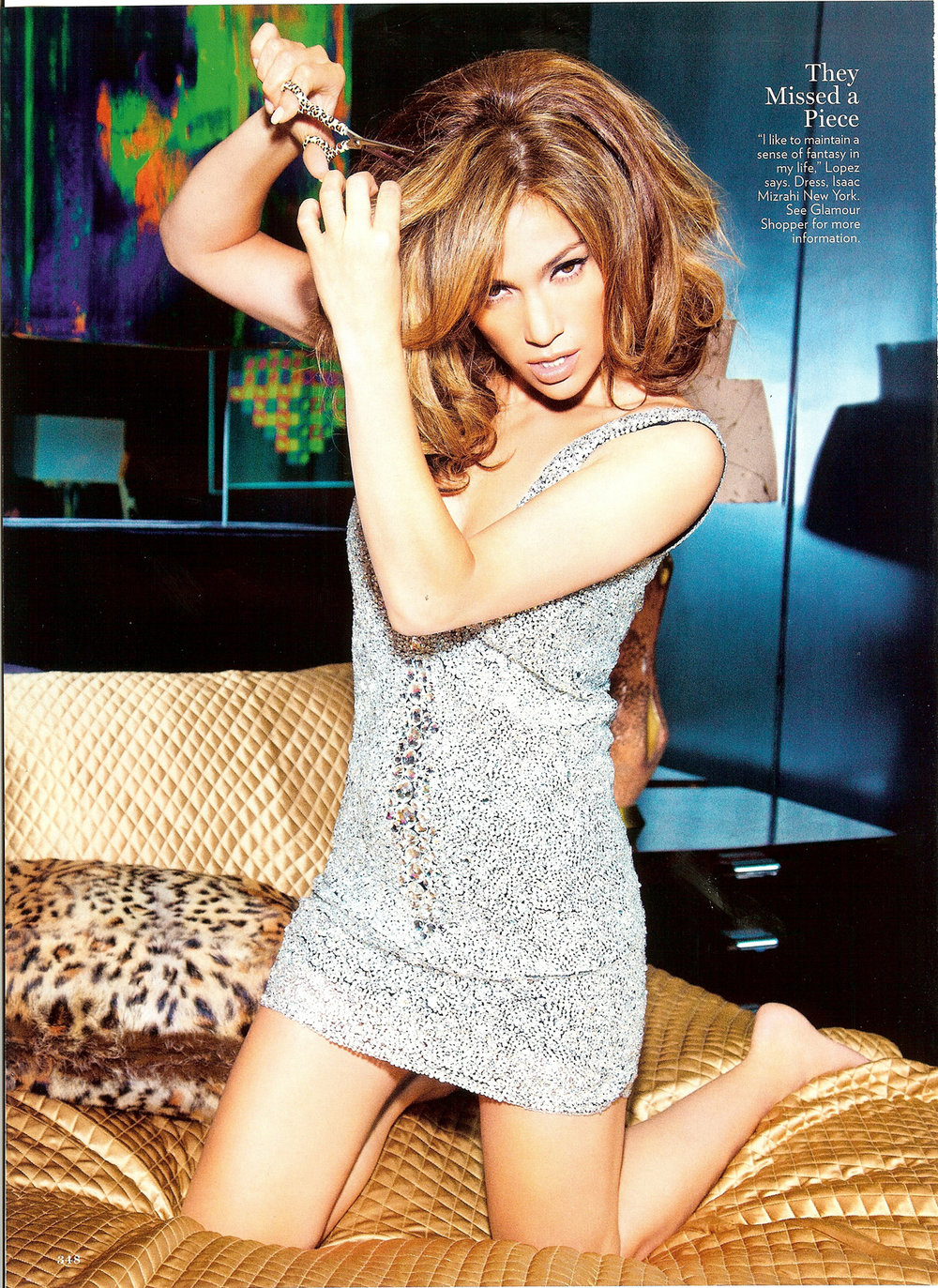 Glamour - August 2010