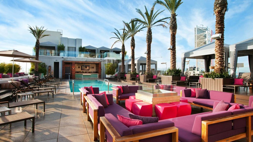 Photo Credit: www.whotelhollywood.com