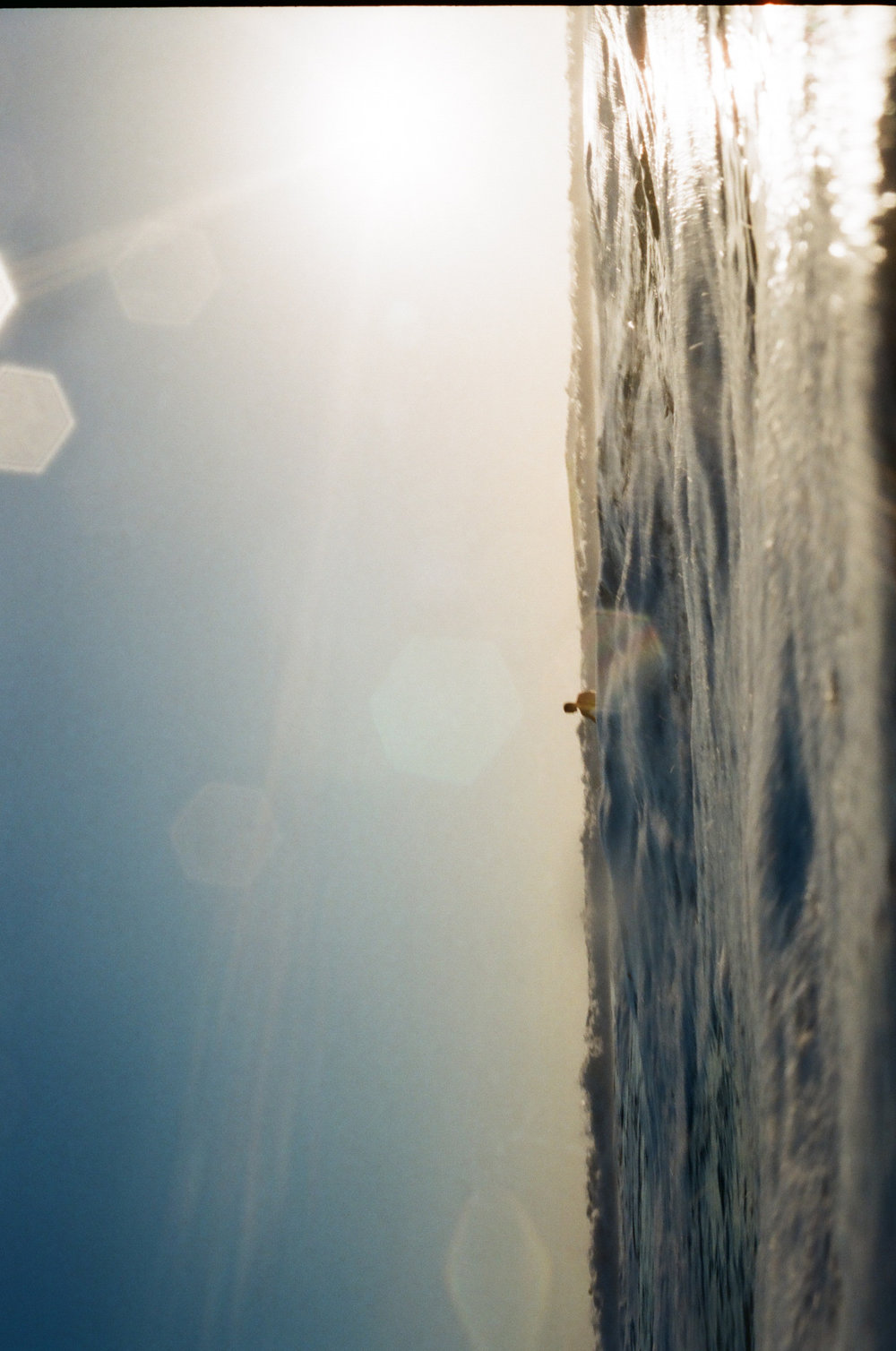 Spent time in Costa Rica with my Nikonos V.