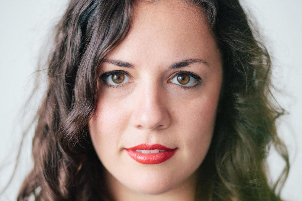 Katie Rose in Brooklyn. September 2014.