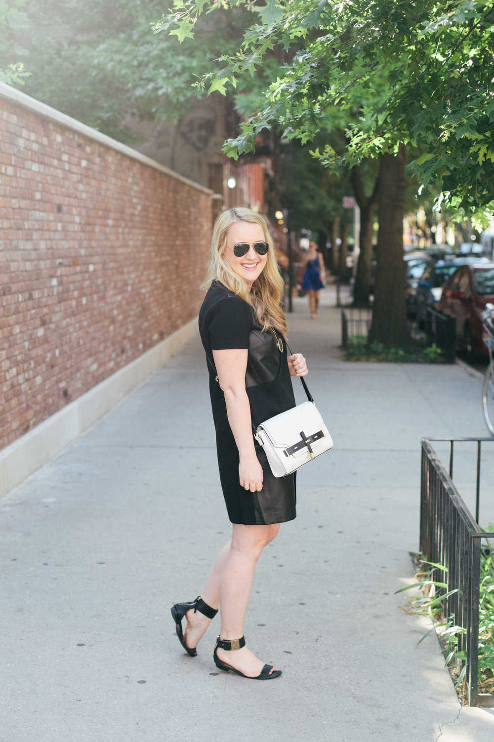 Meghan for  Wit & Whimsy . East Village, New York - June 2014.