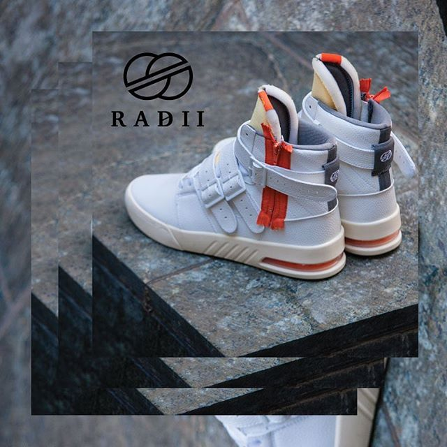"FA18 // Straight Jacket Plus in ""Sorbet"" vintage still have a few sizes left // Get them now on radiifootwear.com #RADII #INDIVIDUALITY #DEFINEYOURSELF"