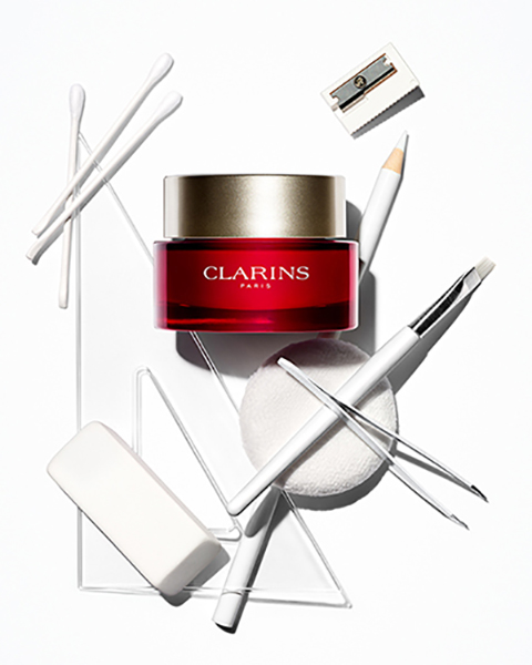 Clarins : Fall/Winter 2014 : Photographer : Raymond Meier