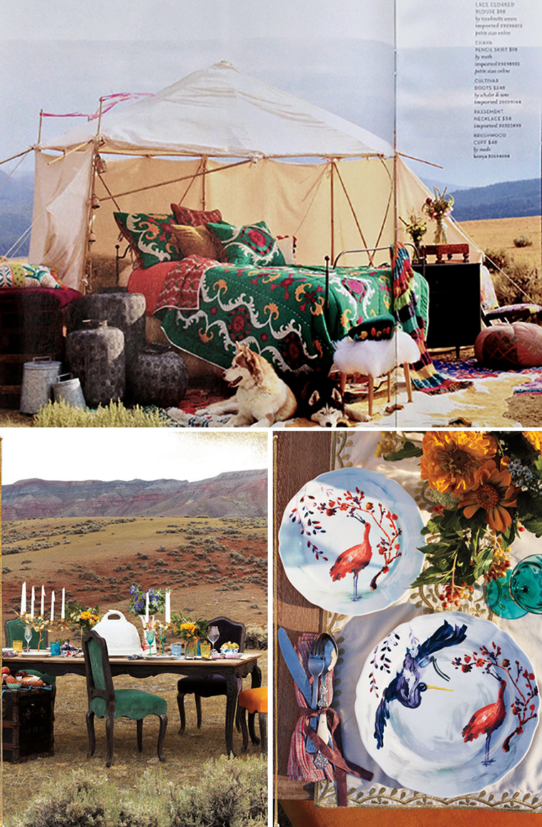 Anthropologie : November 2013 : Photographer : David Prince