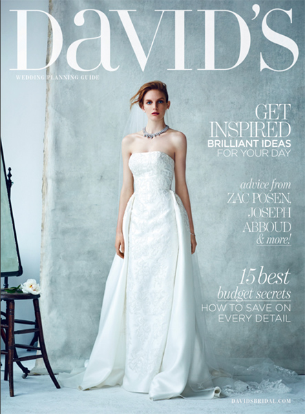 David's Bridal : Fall 2015 : Photographers : Diego Uchitel