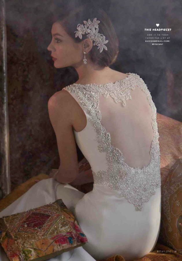 David's Bridal : Fall 2013 : Photographer : Jeff Bark