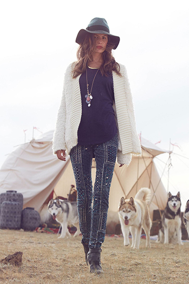 Anthropologie : November 2013 : Photographer : Will Davidson