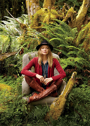 Anthropologie : September 2013 : Photographer : Yelena Yemchuk