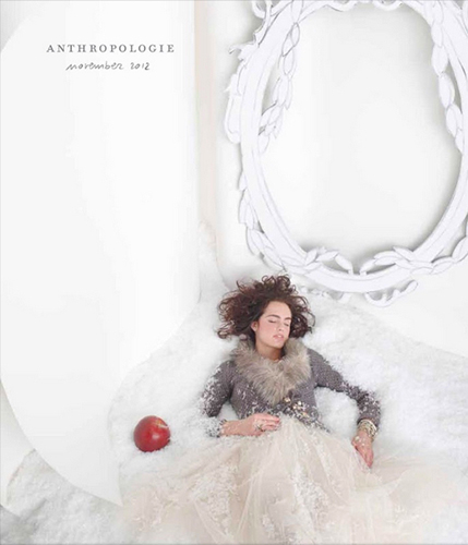 Anthropologie : Holiday 2012 : Photographer : Diego Uchitel