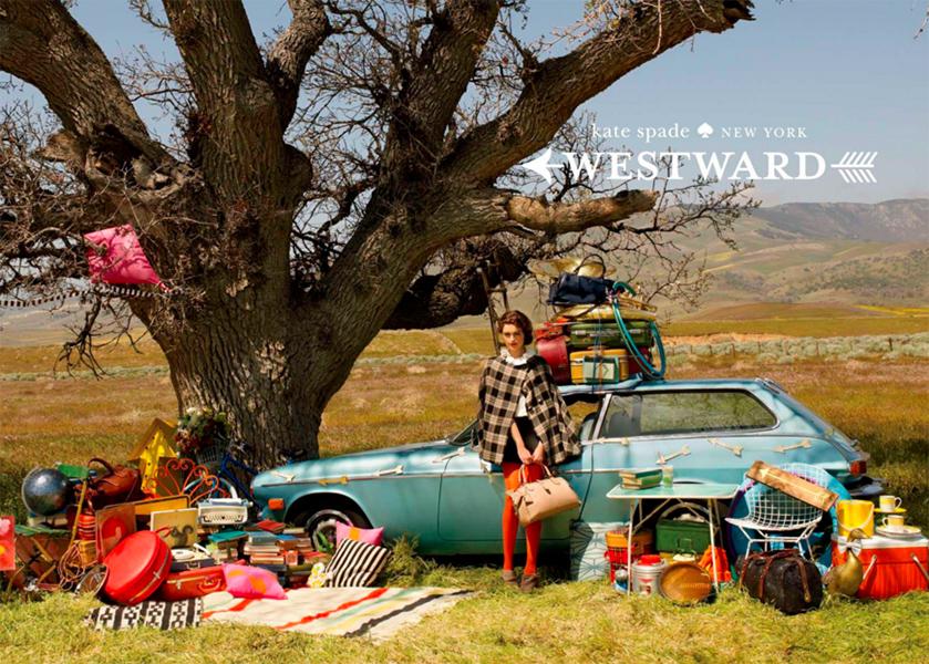Kate Spade/Westward : 2011 : Photographer : Koto Bolofo