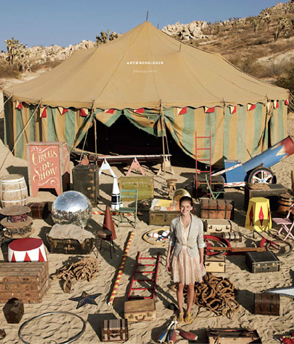 Anthropologie : February 2010 : Photographer : Koto Bolofo