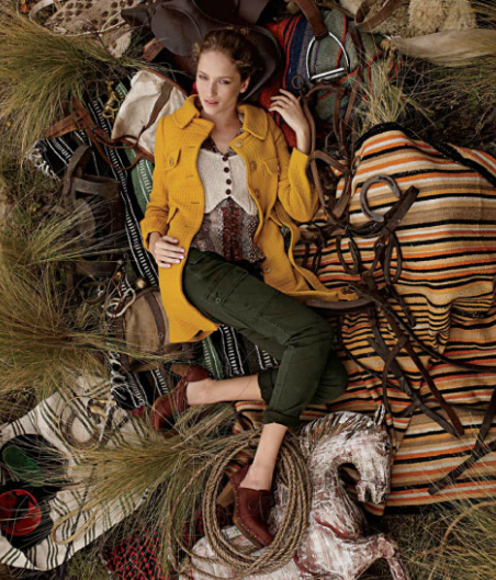 Anthropologie : September 2010 : Photographer : Koto Bolofo