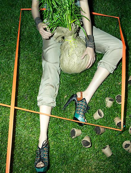 Vogue : Fall 2009 : Photographer : Raymond Meier