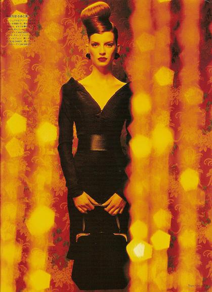 Vogue Japan : 2005 : Photographer : Miles Aldridge