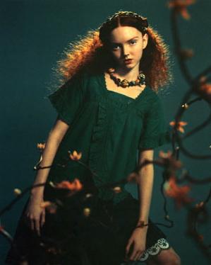 Cacharel : 2005 : Photographer : Yelena Yemchuk
