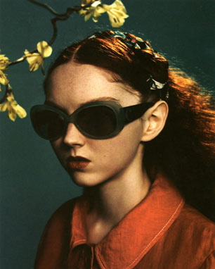 Cacharel : 2005 : Photographer : Yelena Yemchuk