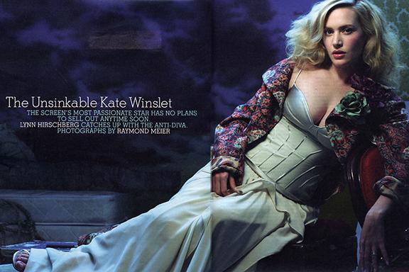 T Magazine : September 2004 : Photographer : Raymond Meier