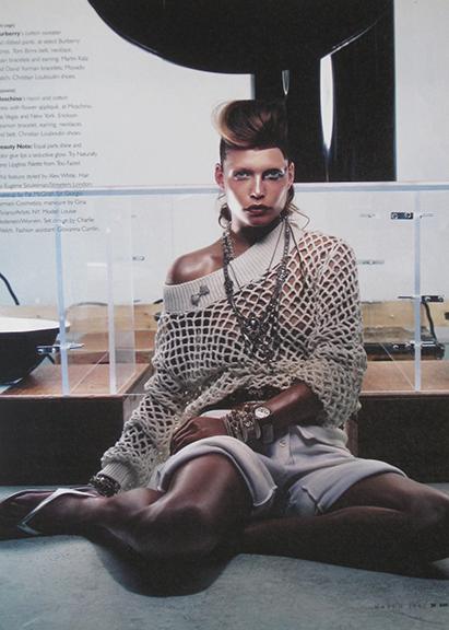 W Magazine : 2002 : Photographer : Craig McDean