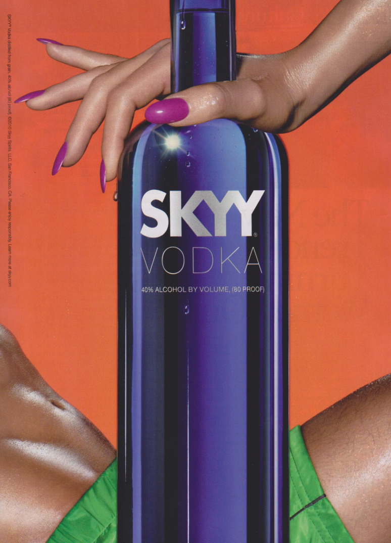 Skyy Vodka : 2011 : Photographer : Raymond Meier