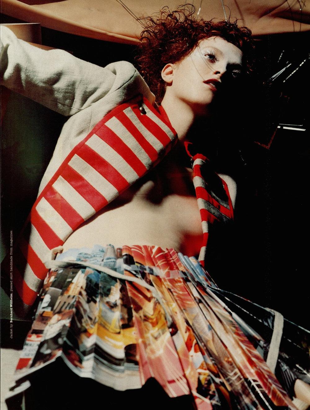 Dazed and Confused : 2002 : Photographer : Yelena Yemchuk