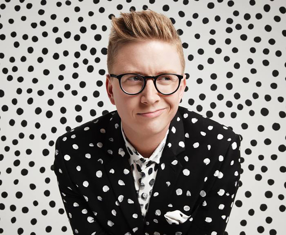 Warby Parker : Tyler Oakley : Photographer : Jake Chessum