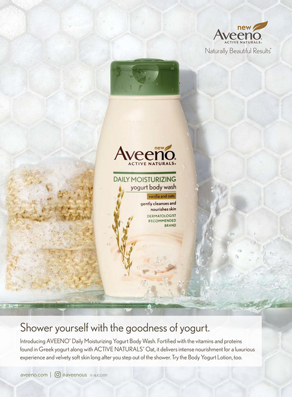Aveeno : 2017 : Photographer : Toby McFarlan Pond