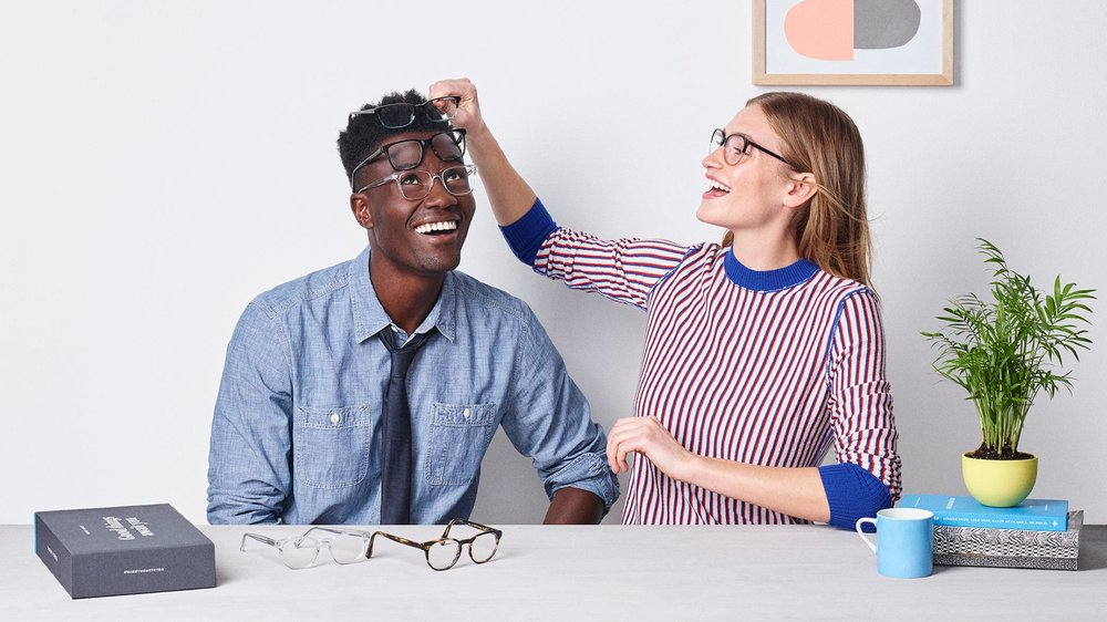 Warby Parker : Summer 2018 : Photographer : Mei Tao