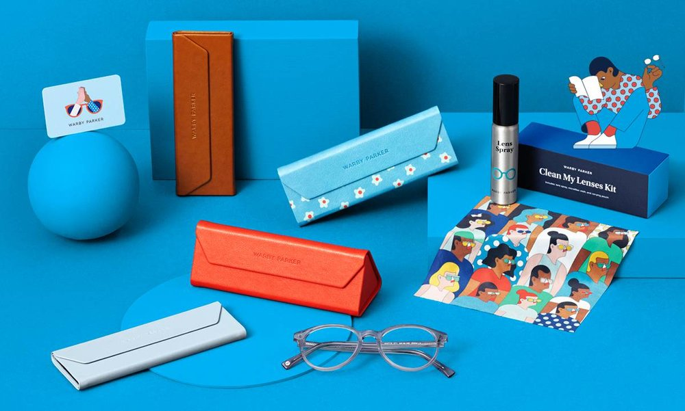 Warby Parker : Holiday Gift 2018 : Photographer : Greg Broom
