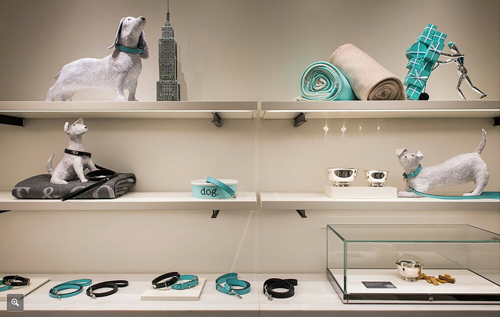 Tiffany & Co. : Home and Accessories Floor