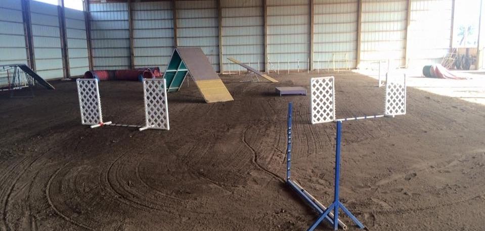 Desert Sage Agility indoor arena