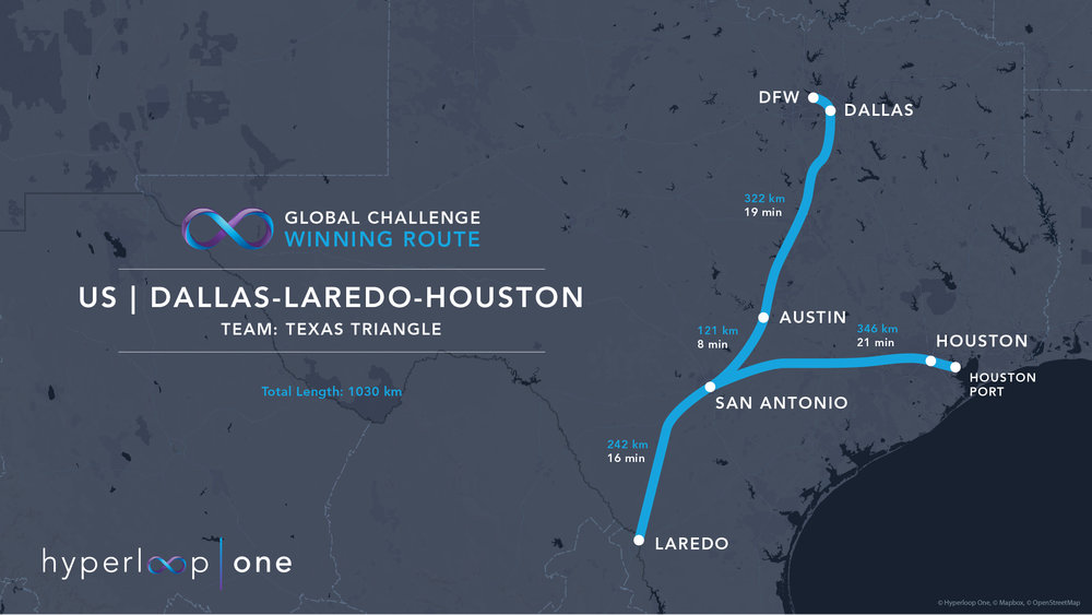 Hyperloop Texas