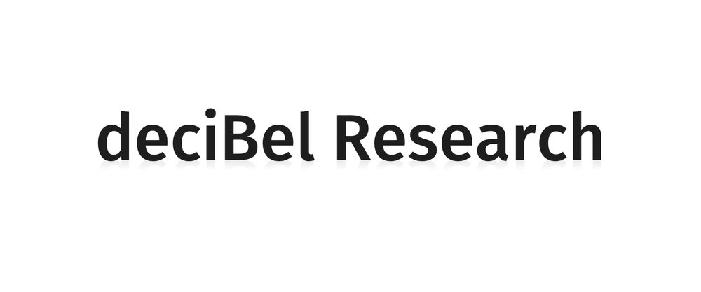 deciBel Research